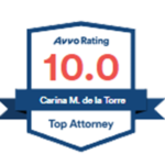 Top Attorney - Carina M. De La Torre